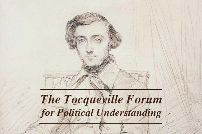 Tocqueville Portrait